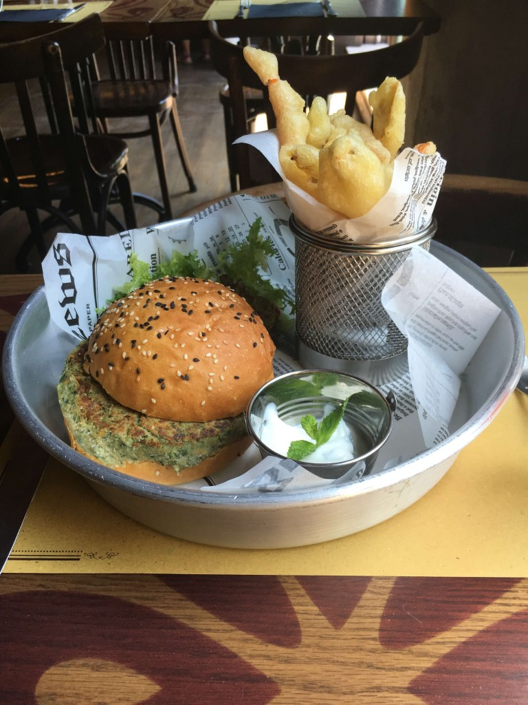 osteria circo - hamburger - roma